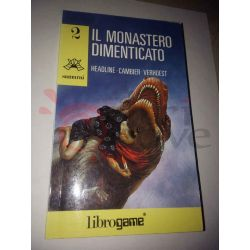 Il Monastero dimenticato 2 HEADLINE/CAMBIER/VERHOEST  Samurai Ed. E. Elle-Trieste Librogame