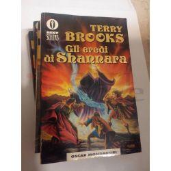 Gli eredi di Shannara 1 BROOKS Terry  Oscar Bestsellers nr. 436 Mondadori Fantasy