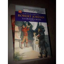 La grande caccia 2 JORDAN Robert  Tascabili Immaginario Fannucci Fanucci Fantasy