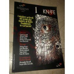 Knife 1   Edizione Speciale Nero Cafè Saggio