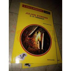 Il 31 Febbraio 1340 SYMONS Julia  Il Giallo Mondadori Mondadori Gialli