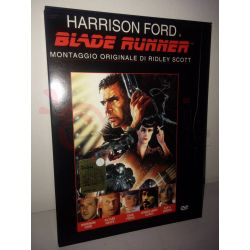 Blade Runner montaggio originale di Ridley Scott  SCOTT Ridley   Warner Bros. DVD