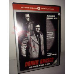 Donnie Brasco un uomo diviso in due  NEWELL Mike  Editoria Elettronica Cecchi Gori DVD