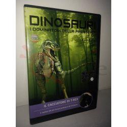 Il cacciatore di T-Rex    Dinosauri I dominatori della preistoria Hobby & Work DVD