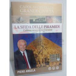 La sfida delle Piramidi: l'ultimo viaggio del Faraone 1    Corriere della Sera DVD