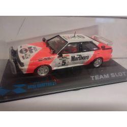 Audi Quattro A1     TeamSlot Vintage