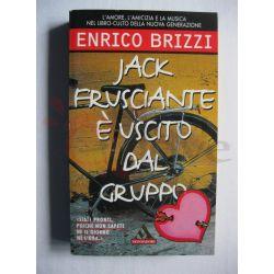 Jack Frusciante è uscito dal gruppo  BRIZZI Enrico   Mondadori Commedia