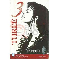 3-Three 6 SORYO Fuyumi  Gp Club 6 Gp Publishing Giapponesi