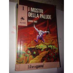 I mostri della palude 1 TANT David  skyfall Ed. E. Elle-Trieste Librogame