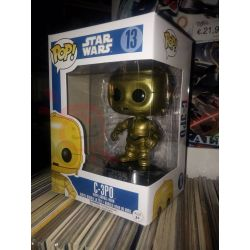 Star Wars C-3PO 10 cm 13   POP Bobble-Head Funko Action Figure