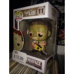 Texas Chainsaw Massacre Leatherface 10 11   POP Funko Action Figure