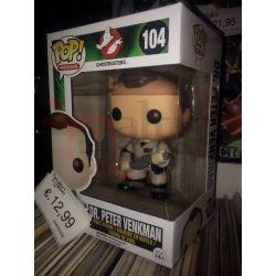 Ghostbusters Dr. Peter Venkman 10 cm 104   POP Funko Action Figure