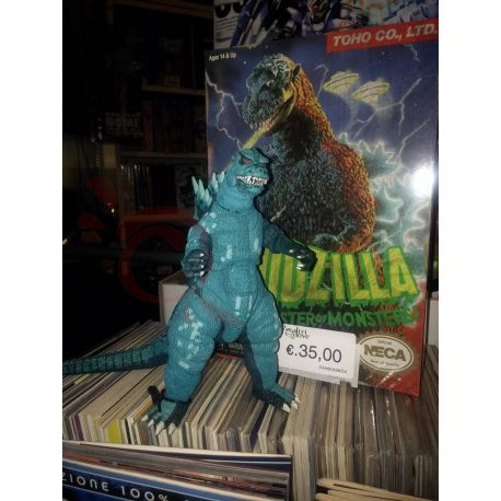 Godzilla Head to Tail 1988 Video Game Appearance 30 cm NECA42805    NECA Action Figure