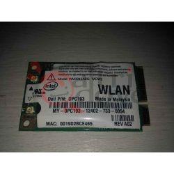 Scheda wireless portatile WLAN per Dell OPC193 WM3945ABG MOW2     Intel Tech