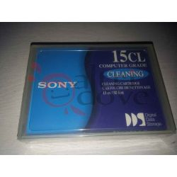Cleaning cartridge 15CL     Sony Tech