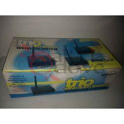 Trio mini video sender wireless trasmettitore ricevitore audio video     DigiQuest Tech
