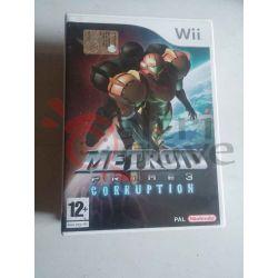 Metroid Prime 3 Corruption     Nintendo Wii