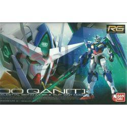 00 Quan[T] Celestial Being Mobile Suit GNT-0000 0206312-2500   GunPLa 1/144 Bandai Scatola Di Montaggio