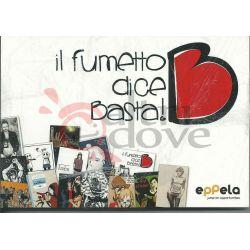Cartoline il fumetto dice Basta! - set completo Da 1 a 14   Limited Edition  Italiani