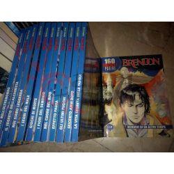 Brendon Speciale . Serie Completa Da 1 a 12    Sergio Bonelli Editore Vintage