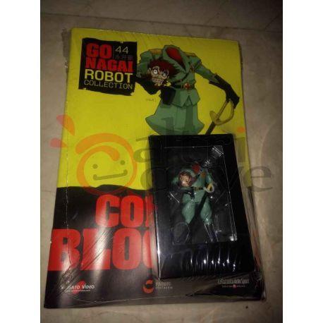 Conte Bloken 44   Go Nagai Robot Collection Fabbri Publishing S.r.l. Action Figure