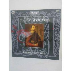 Claudio monteverdi - Ensemble concerto     33 giri DMM Vinile