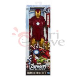Iron-Man Serie I Classici Marvel Avengers Assemble     Hasbro Action Figure