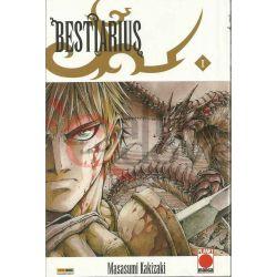 Bestiarius (mini di 3) - Serie completa Da 1 a 3 KAKIZAKI Masasumi  Manga Land 1-3-4 Panini Comics Giapponesi