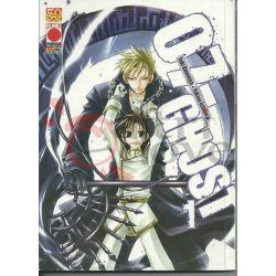 07 Ghost 1 AMEMIYA Yuki/ICHIHARA Yukino  Manga Sun  87 Panini Comics Giapponesi