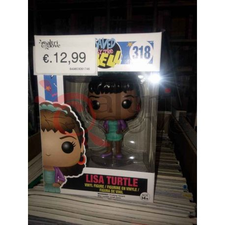 Lisa Turtle    POP Television Funko Action Figure