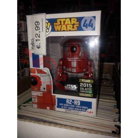 R2-R9 2015 Galactic Convention exclusive 44   POP Bobble-Head Funko Action Figure