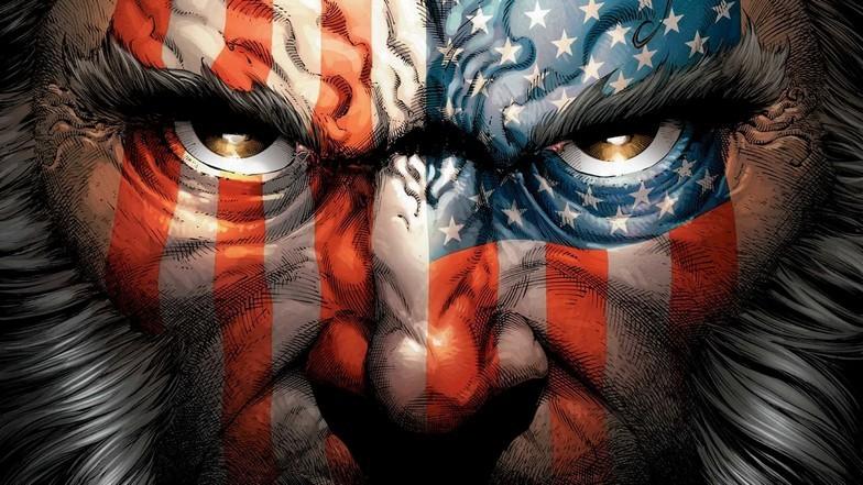 Comics USA in linguia originale
